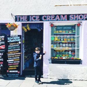 Pittenweem Ice Cream Shop